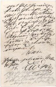 Brief Des Königs